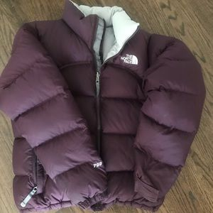 The North Face Nuptse 700 Puffer Down Jacket